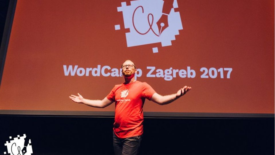 We visited WordCamp Zagreb