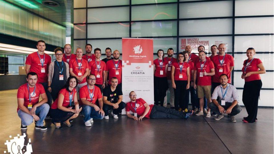 We visited WordCamp Zagreb